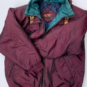 Jackets & Blazers - Kaotic Vintage 80's-90's Puffy Jacket Women's M